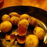 まいまい亭 - 料理写真:銀杏