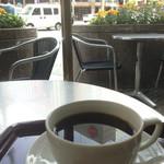 ル・カフェドトール - 2013.10  三越が浮かぶコーヒー♪