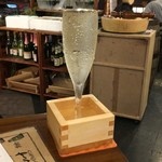 大衆ワイン酒場バルバル - どばどばっとパークリングワイン