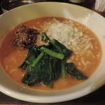 Gyouzasakabaootaya - ランチの坦々麺(大盛り)