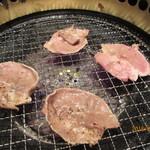 ワンカルビ Plus+ - 牛タン、焼き焼き~