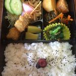 梅野屋 - 料理写真:日替り弁当 500円