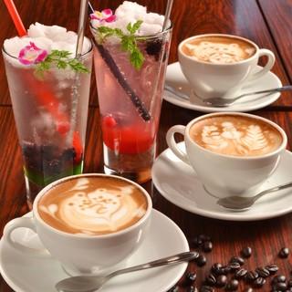 ◆ランチからカフェタイム・ディナーまで楽しめる♪