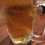 にくどうふ にくうどん くぼた 駒沢本陣 - 大ビール