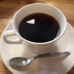 炭焙き珈房 るびあ - コーヒーは、マイルドコーヒーです。