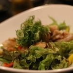 ユルリ - 但馬鶏の唐揚げ アジア風