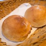 アマポーラ - セットのパン