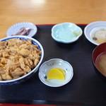 ぬいどう食堂 - 料理写真:うに丼