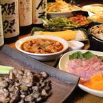 とらっ家 - 料理写真:メインのお料理が選べるコース料理