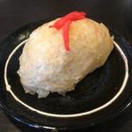 手打ちうどん 渡辺 - 大きな稲荷姫(*´д`*)80円