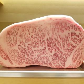 究極な肉質『但馬太田牛』サーロインを100%使用しています✨