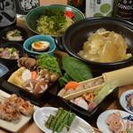 CONDOR - 水炊きコース 3000円(税抜き)