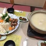 家庭料理 えんや - 京風鳥鍋