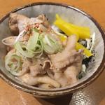 57991223 - 豚マヨ丼  ミニ