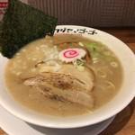 フジヤマゴーゴー - 魚介豚骨ラーメン