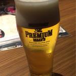 57991543 - 生ビール♪