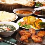 インド料理ムンバイ四谷店+The India Tea House -