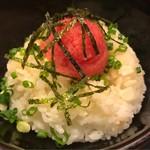 57995263 - 博多明太丼(博多セット)