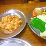 食道園 - ホルモン&焼き野菜