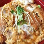 きねや - 料理写真:カツ丼!^_^