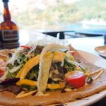 ベーカリーアンドテーブル箱根 - ローストビーフ&サラダ 2,280円