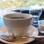 ベーカリーアンドテーブル箱根 - 食後にコーヒー