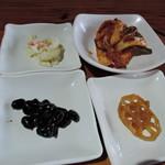 韓国料理・炭火焼肉 大使館 -