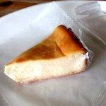 窯焼きパンの店 酪 - NYチーズケーキ!
