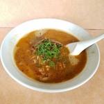 九龍 - 「坦々麺」750円税込