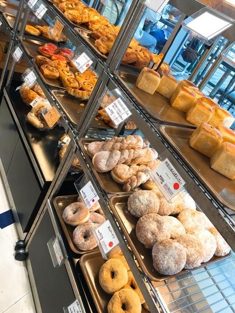 シェ・リュイ 東京ドームミーツポート店 - 菓子パンもズラリ♪