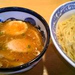 青葉 - 特製つけ麺大盛