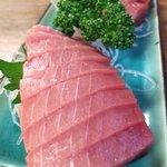 魚がし福ちゃん - インドマグロのトロ