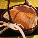 ブラッセリー マセナ - パン