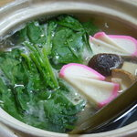 松屋 - 湯豆腐