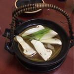 58001191 - 土瓶蒸し(松茸)