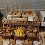 パナソニックリゾート大阪 - パン どれも美味しい