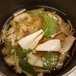 パナソニックリゾート大阪 - 松茸ご飯