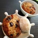 58003294 - 手作りクッキーとブールドネージュ美味しいい♫•*¨*•.¸¸♪✧