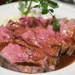琥珀ブルワリー - 2016.10 自家製ローストビーフ(60分食べ放題)