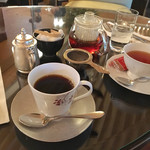 バンブー - コーヒーと紅茶