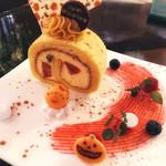バンブー - さつまいものロールケーキ