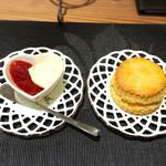 カフェ ド フフ - 料理写真: