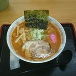 めん喰い - 辛~い味噌ラーメン