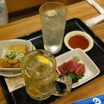 凪○ - 小鉢はだいたい300円。