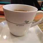 モスバーガー - ブレンドコーヒー250円はマクドナルドにくらべればかなり高いです(-_-#)