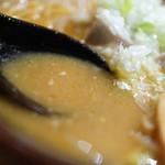味一番つばさ - スープ