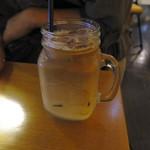イングリッシュガーデン - カフェラテ