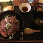 58009209 - ステーキ丼