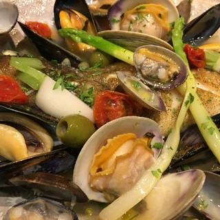 季節の食材を生かした、大人が気軽に楽しめるイタリアン