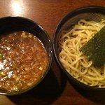 つけ麺もといし - つけめん780円 2010.11